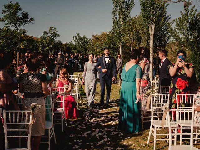 La boda de Manuel y Beatriz en Malagon, Ciudad Real 49