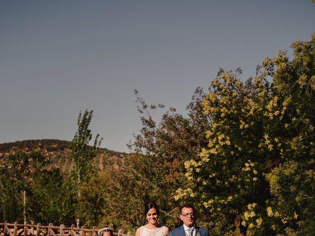 La boda de Manuel y Beatriz en Malagon, Ciudad Real 52
