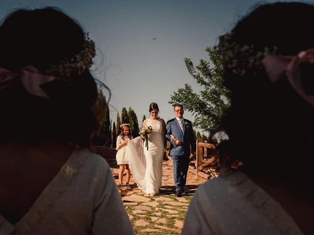 La boda de Manuel y Beatriz en Malagon, Ciudad Real 53