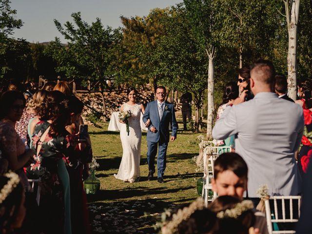 La boda de Manuel y Beatriz en Malagon, Ciudad Real 54