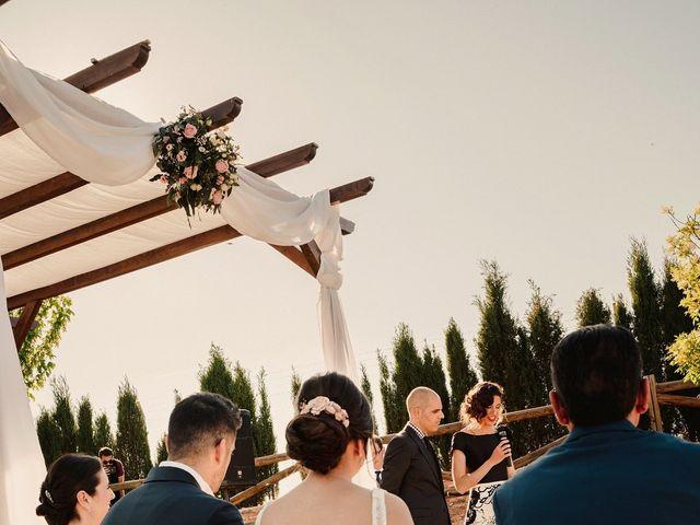 La boda de Manuel y Beatriz en Malagon, Ciudad Real 56