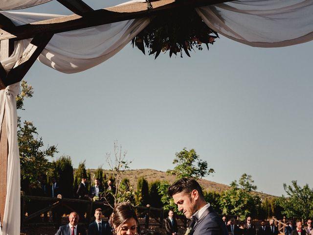 La boda de Manuel y Beatriz en Malagon, Ciudad Real 60