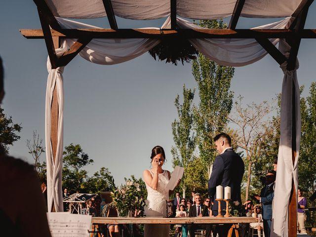 La boda de Manuel y Beatriz en Malagon, Ciudad Real 64