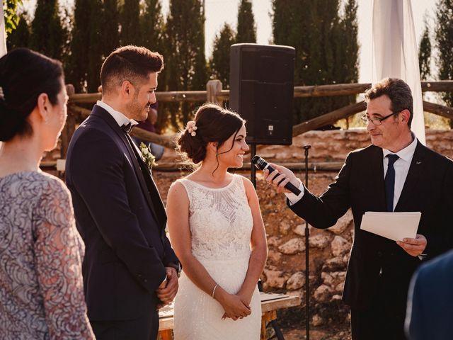 La boda de Manuel y Beatriz en Malagon, Ciudad Real 65