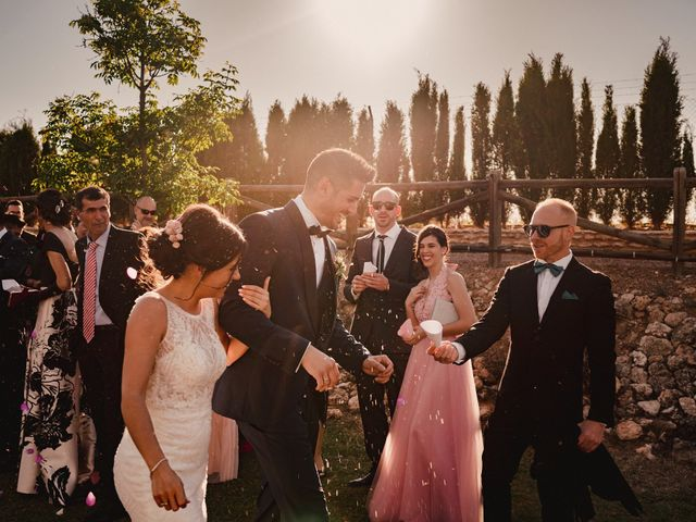 La boda de Manuel y Beatriz en Malagon, Ciudad Real 71