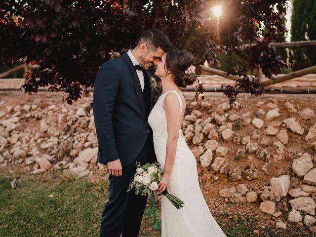 La boda de Manuel y Beatriz en Malagon, Ciudad Real 73