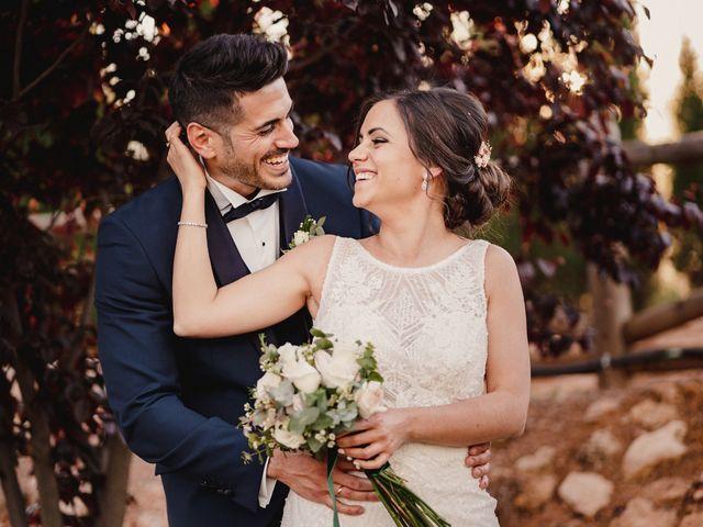La boda de Manuel y Beatriz en Malagon, Ciudad Real 74