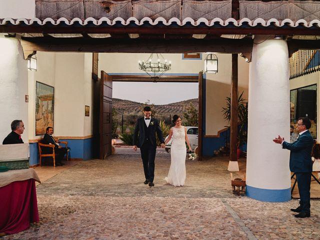 La boda de Manuel y Beatriz en Malagon, Ciudad Real 94