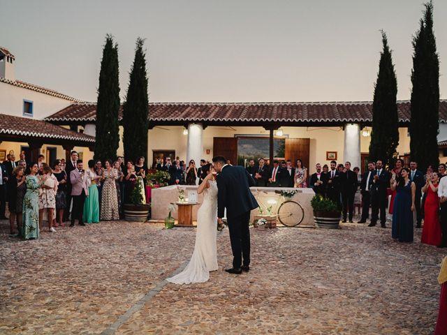 La boda de Manuel y Beatriz en Malagon, Ciudad Real 95