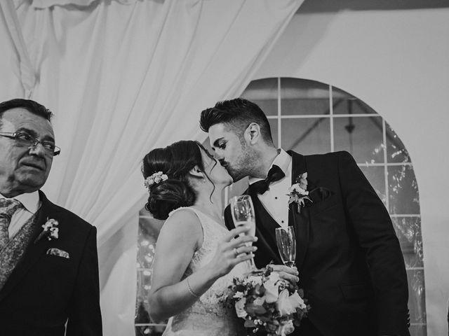 La boda de Manuel y Beatriz en Malagon, Ciudad Real 110