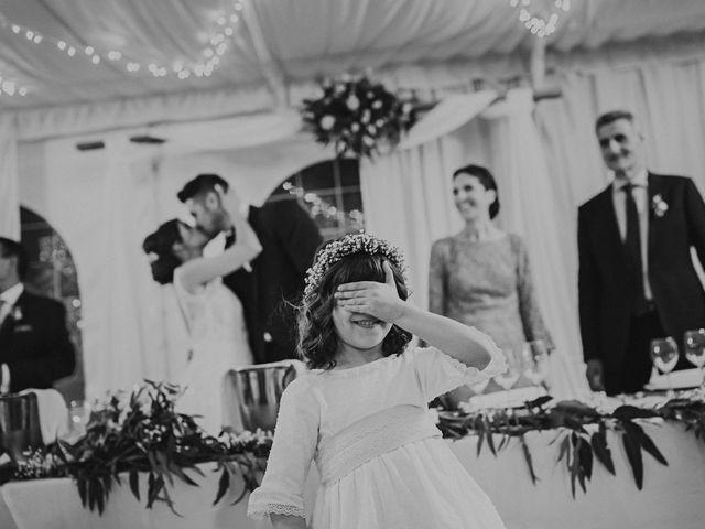 La boda de Manuel y Beatriz en Malagon, Ciudad Real 111
