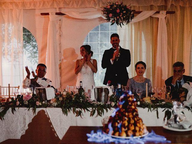 La boda de Manuel y Beatriz en Malagon, Ciudad Real 115