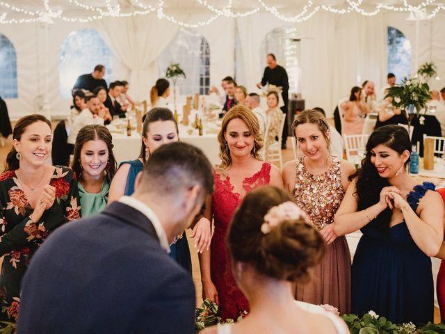 La boda de Manuel y Beatriz en Malagon, Ciudad Real 117