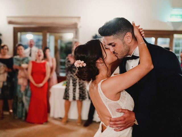 La boda de Manuel y Beatriz en Malagon, Ciudad Real 125