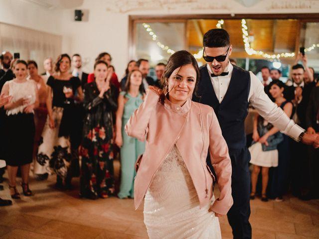La boda de Manuel y Beatriz en Malagon, Ciudad Real 127
