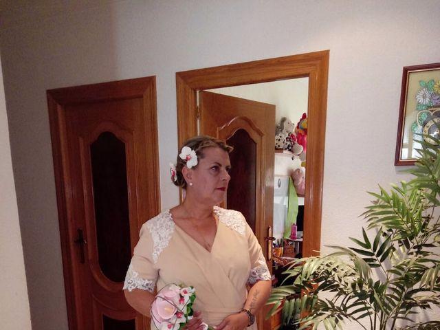 La boda de Jesús y Encarna en Totana, Murcia 2