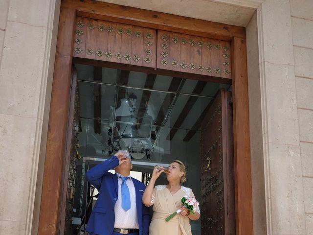 La boda de Jesús y Encarna en Totana, Murcia 3