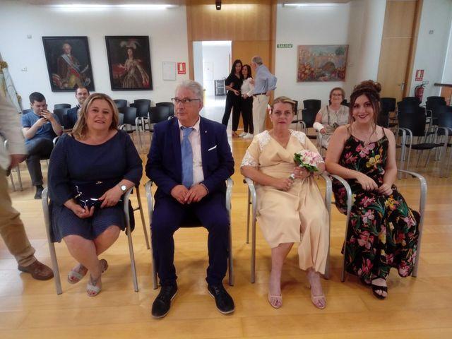La boda de Jesús y Encarna en Totana, Murcia 5