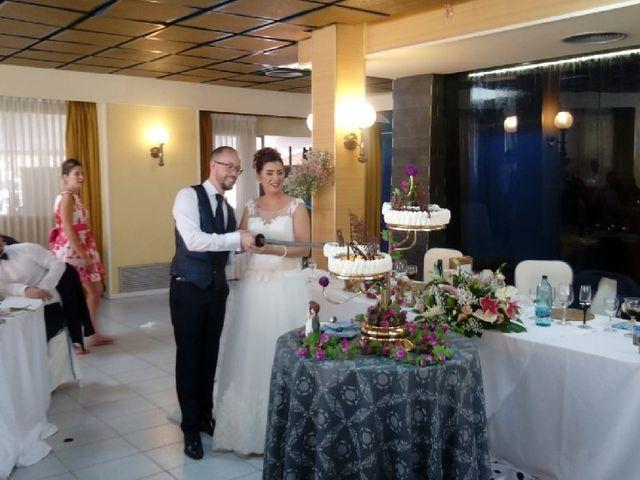 La boda de Davis y Raquel en L' Alcora, Castellón 1