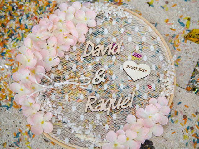 La boda de David y Raquel en La Cisterniga, Valladolid 7