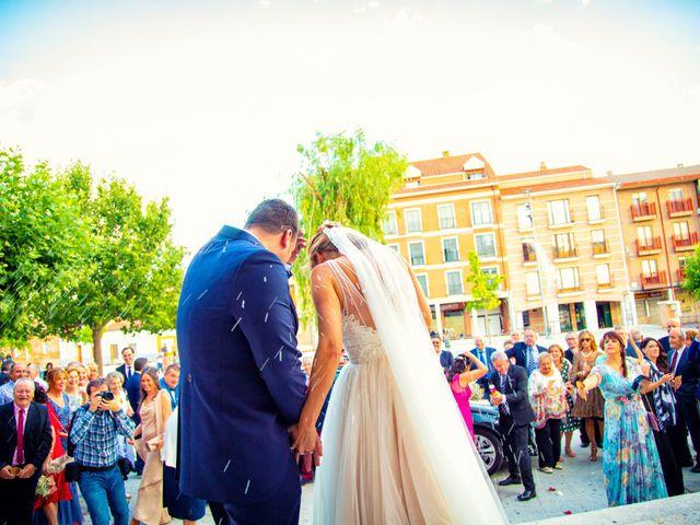 La boda de David y Raquel en La Cisterniga, Valladolid 8