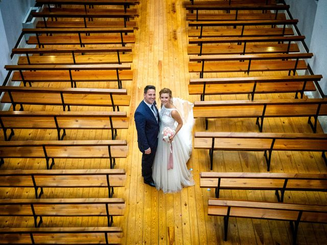 La boda de David y Raquel en La Cisterniga, Valladolid 9
