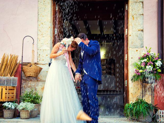 La boda de David y Raquel en La Cisterniga, Valladolid 10