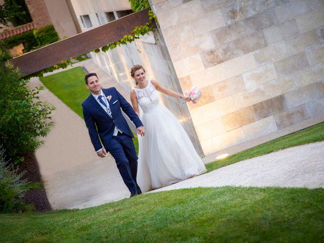 La boda de David y Raquel en La Cisterniga, Valladolid 13