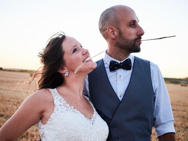 La boda de Rubén y Loida en Madrid, Madrid 11