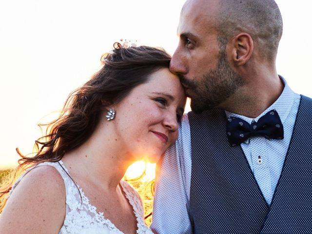 La boda de Rubén y Loida en Madrid, Madrid 1