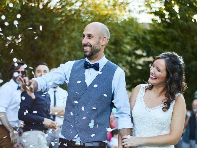 La boda de Rubén y Loida en Madrid, Madrid 35
