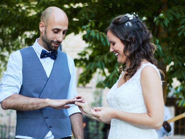 La boda de Rubén y Loida en Madrid, Madrid 38