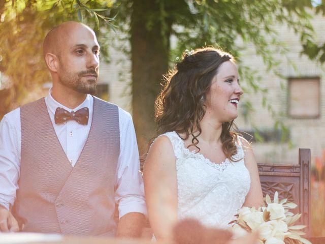 La boda de Rubén y Loida en Madrid, Madrid 47