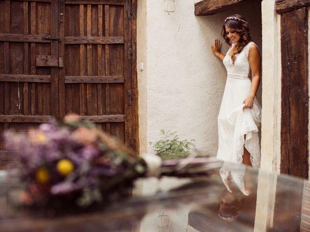 La boda de David y María en Horche, Guadalajara 18