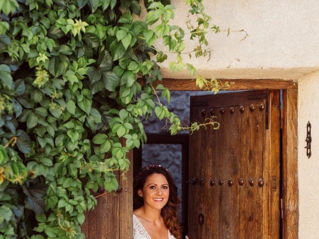 La boda de David y María en Horche, Guadalajara 21