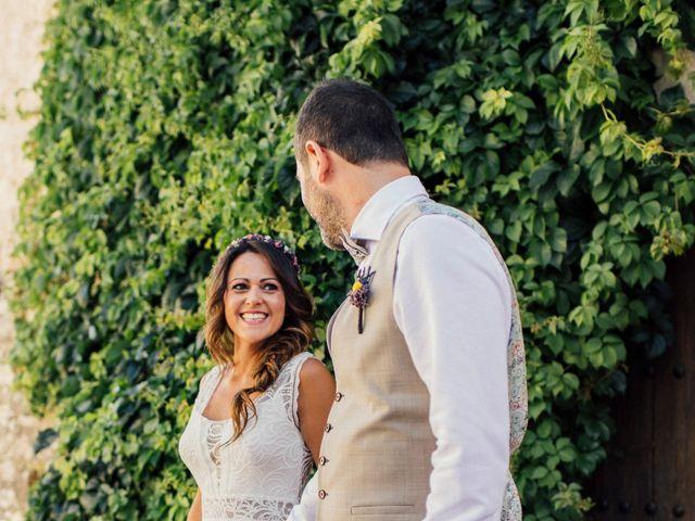 La boda de David y María en Horche, Guadalajara 25