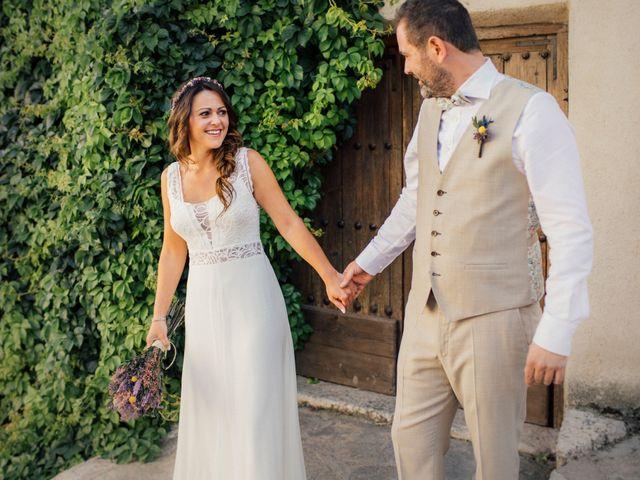 La boda de David y María en Horche, Guadalajara 26