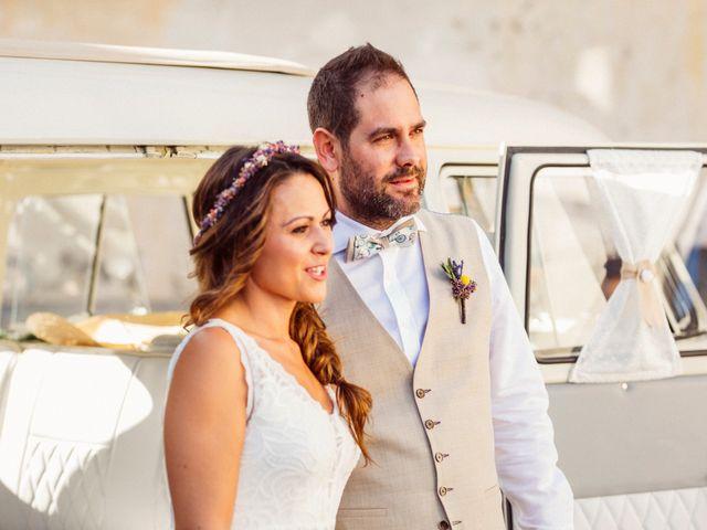 La boda de David y María en Horche, Guadalajara 28