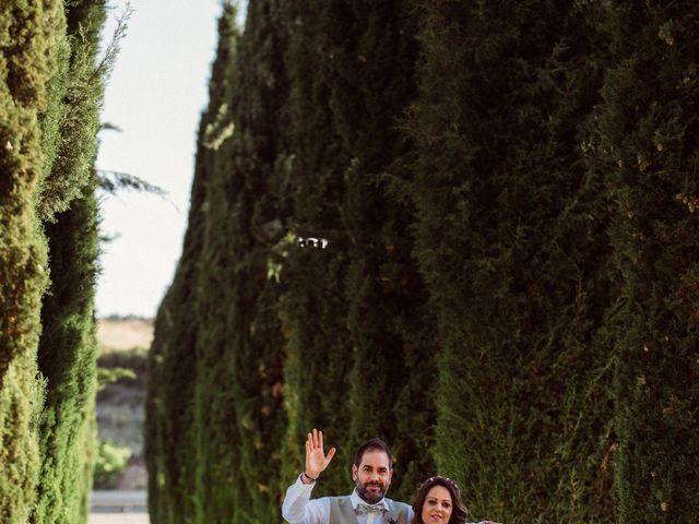 La boda de David y María en Horche, Guadalajara 31
