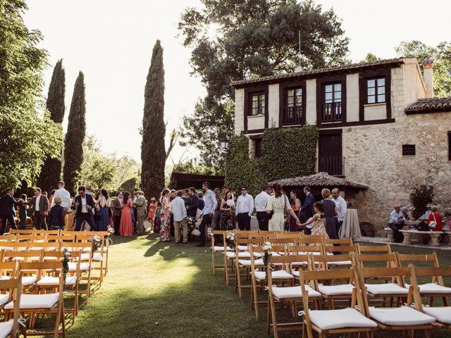 La boda de David y María en Horche, Guadalajara 33