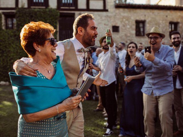 La boda de David y María en Horche, Guadalajara 36