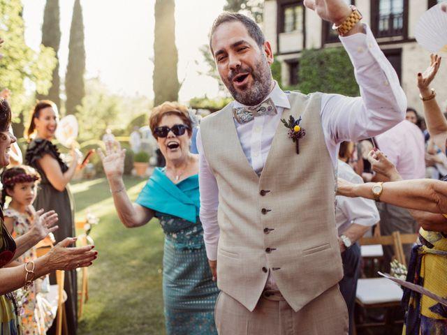 La boda de David y María en Horche, Guadalajara 37