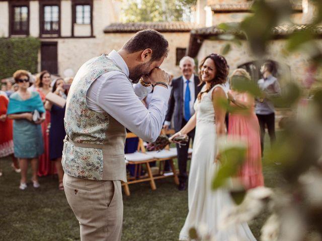 La boda de David y María en Horche, Guadalajara 39