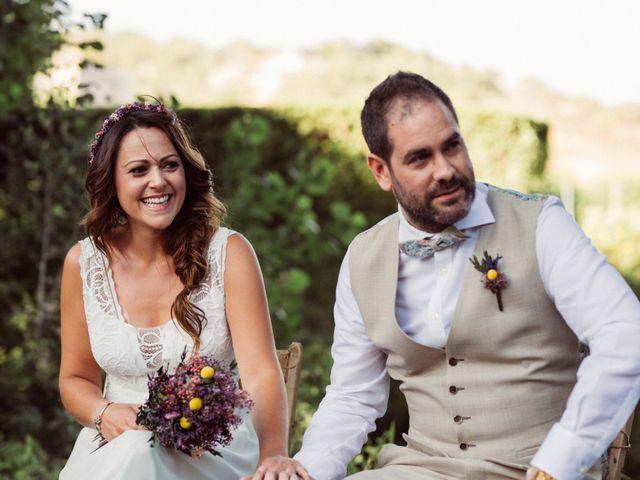 La boda de David y María en Horche, Guadalajara 41
