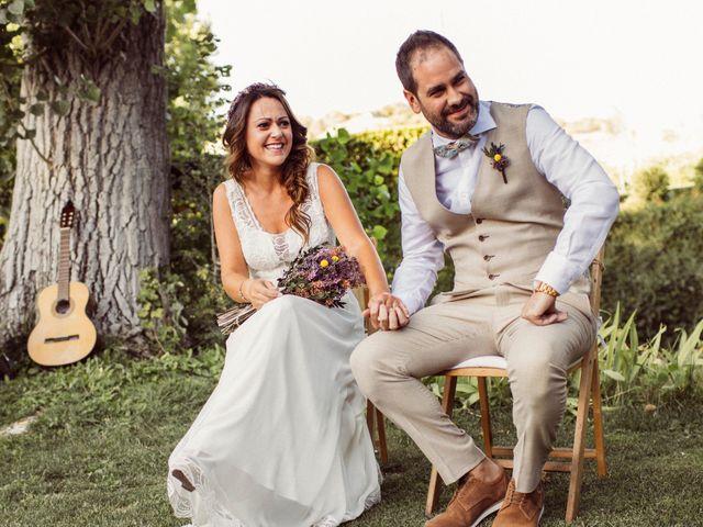 La boda de David y María en Horche, Guadalajara 43