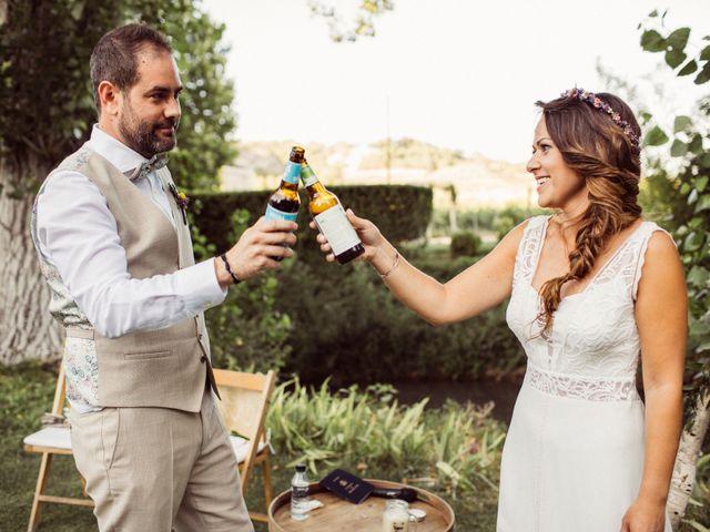 La boda de David y María en Horche, Guadalajara 46