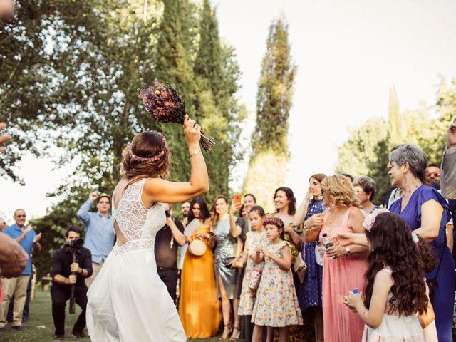 La boda de David y María en Horche, Guadalajara 52