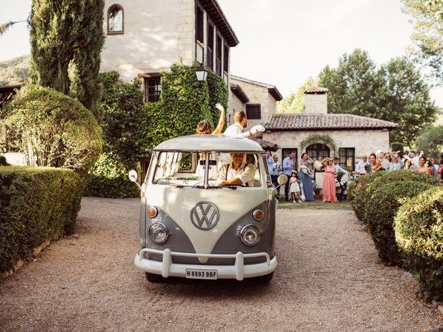 La boda de David y María en Horche, Guadalajara 54
