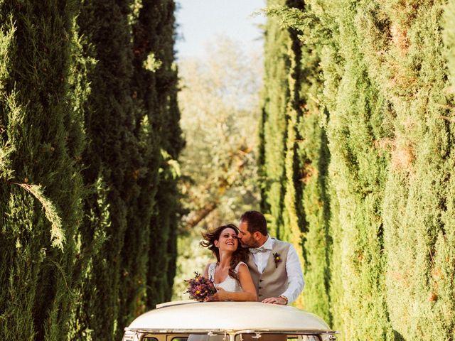 La boda de David y María en Horche, Guadalajara 56