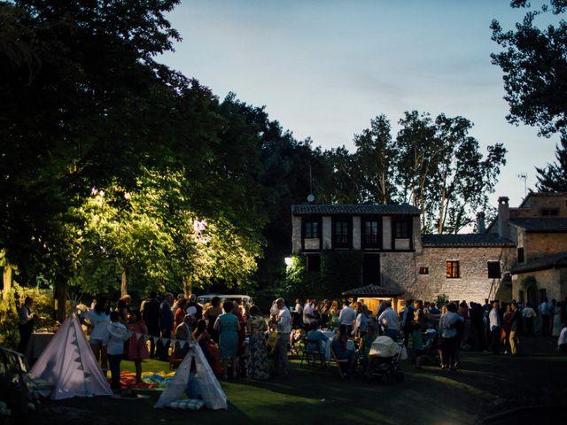 La boda de David y María en Horche, Guadalajara 65